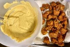 Chicharrone de Pollo & Curry Mustard