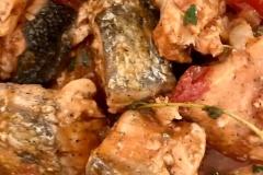 Salmon Guisado