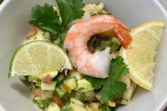 Shrimp, Scallop & Avocado Ceviche
